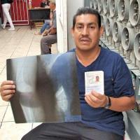 Juan Manuel Romero, médico del ISSSTE en Uruapan, señalado de prepotente y altanero
