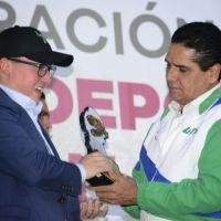 Inaugura Gobernador XXI Encuentro Nacional Deportivo