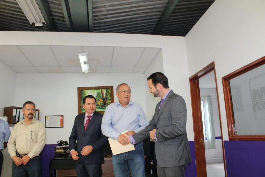 Rodolfo Bucio, nuevo Director de Mercados Municipal