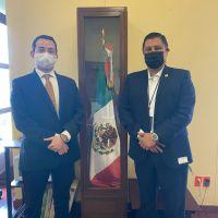 Alcalde electo gestiona ya, mayores recursos para Uruapan