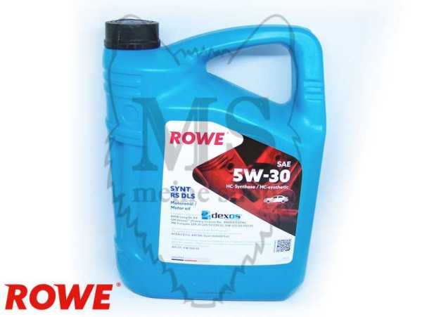 ROWE HIGHTEC SYNT RS DLS SAE 5W-30 regbnm? ROWE HIGHTEC SYNT RS DLS SAE 5W-30 купить, ROWE HIGHTEC SYNT RS DLS SAE 5W-30 цена, ROWE HIGHTEC SYNT RS DLS SAE 5W-30 купить киев, ROWE HIGHTEC SYNT RS DLS SAE 5W-30 переяслав, масло в переяславе ROWE HIGHTEC SYNT RS DLS SAE 5W-30, масло ROWE HIGHTEC SYNT RS DLS SAE 5W-30 не дорого, купить масло ROWE HIGHTEC SYNT RS DLS SAE 5W-30