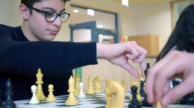 Schach-Weihnachtsturnier 2017