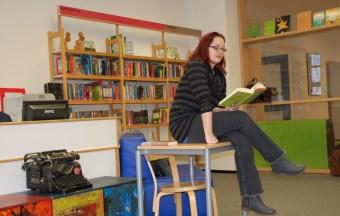 Lesung mit Kathrin Steinberger