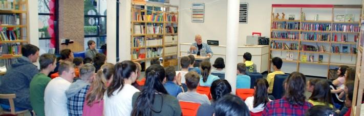Lesung mit Werner J. Egli