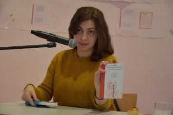 Lesung mit Luna al-Mousli