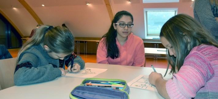 3. Tiroler Vorlesetag an der NMS 2 Schwaz