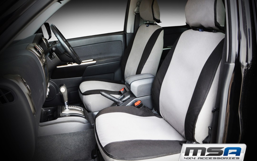 Don't compromise on quality or safety when it comes to Seat Covers