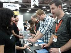 Me at SXSW for WordPress