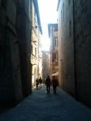 Perugia alleyways