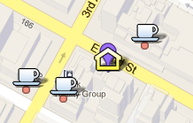 Setting my home location