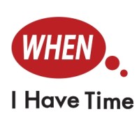 When I Have Time website by Sara Rosso
