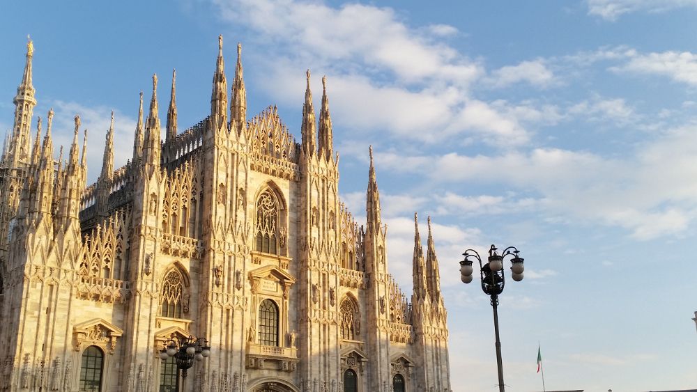 Gothic Duomo, The Wandering Wanderluster