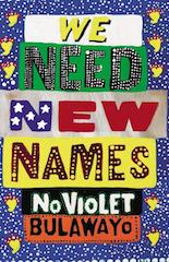 68.Noviolet Bulawayo We Need New Names 7 great novels by African women writers