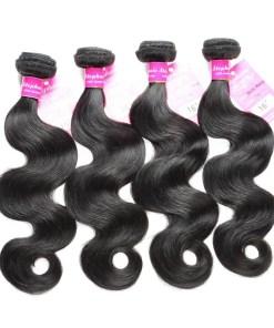Body Wave Weave Human Hair Bundles 1