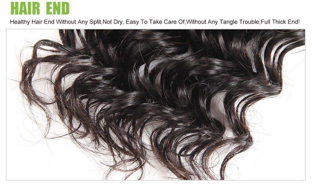 deep wave human hair 4