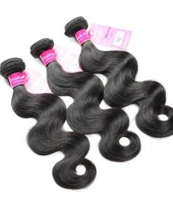 Body Wave Weave Human Hair Bundles 8