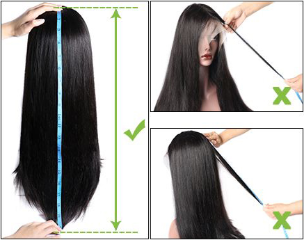 Wig Measurement