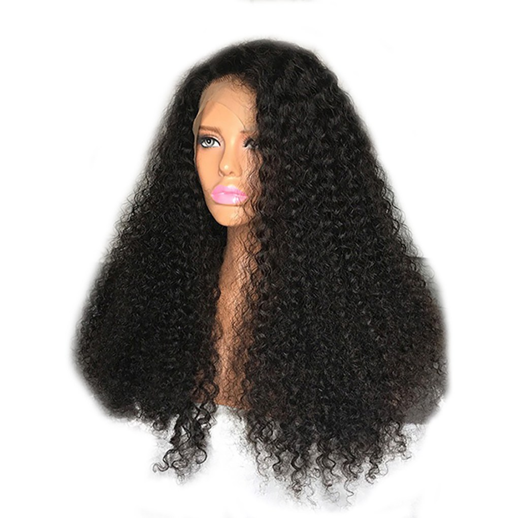 curly wave lace wig 1