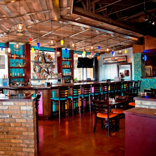 Mellow Mushroom  Interior Design San Antonio  MSA