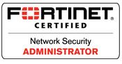 Fortinet Certified Network Security Administrator