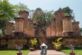 Les tours Cham de Nha Trang