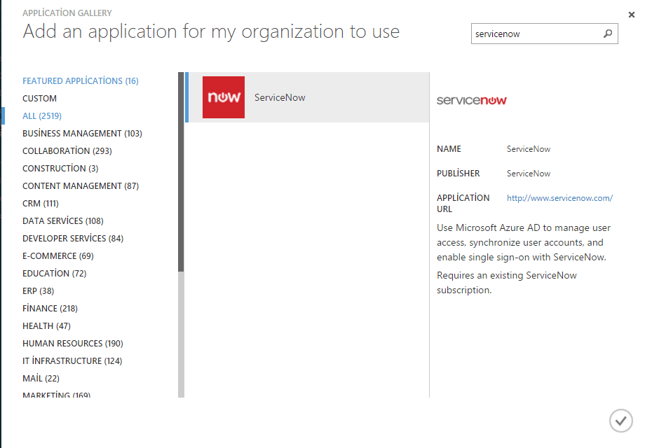AZURE AD ve SERVICENOW ENTEGRASYONU | MS Azure Turkey