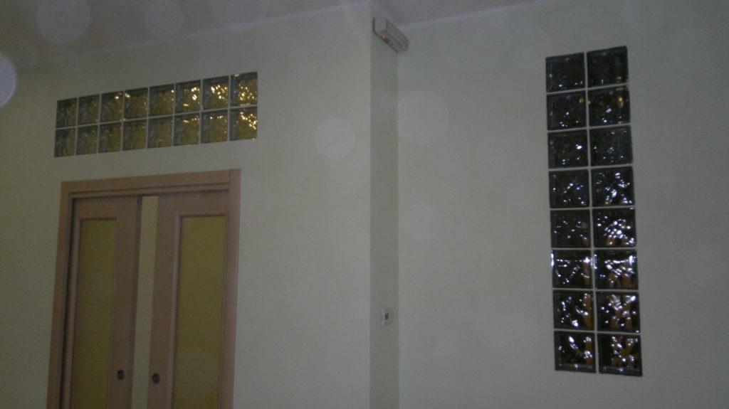 Vetrocemento e cartongesso  AMSB Casa