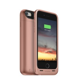 mophie juice pack air for iPhone 6s Rose Gold