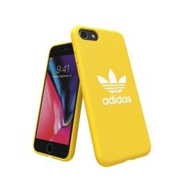 adidas Originals adicolor Moulded Case iPhone 8 Yellow