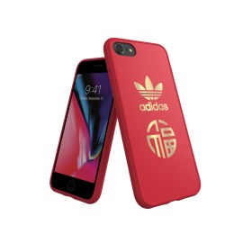 adidas Originals CNY-Snap case iPhone 8 Scarlet
