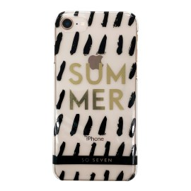SO SEVEN CANNES SUMMER for iPhone 8