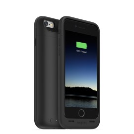 【取扱終了製品】mophie juice pack air for iPhone 6s Black