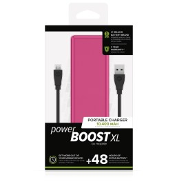 mophie power BOOST XL Pink