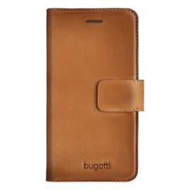 bugatti Booklet Case Belt iPhone 7 Zurigo Cognac