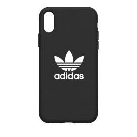 [docomo Select] adidas Originals Moulded Case adicolor iPhone XR Black