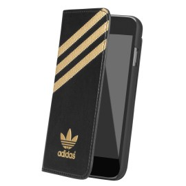 adidas Originals Booklet Case iPhone 6 Black/Gold