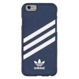 adidas Originals Suede Moulded Case iPhone 6s Blue/White
