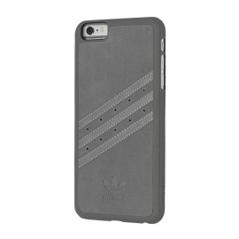 【取扱終了製品】adidas Originals Suede Moulded Case iPhone 6s Plus Grey