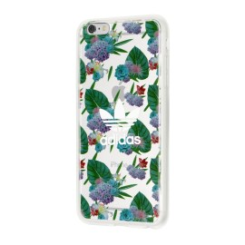 【取扱終了製品】adidas Originals Clear Case iPhone 6s Plus Flower White