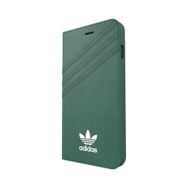 adidas Originals Booklet iPhone 7 Plus Mineral Green/White