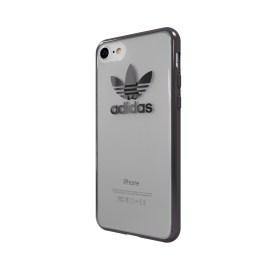 adidas Originals TPU Clear Case iPhone 7 Gunmetal