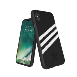 adidas Originals Gazelle Moulded Case iPhone X Black/White