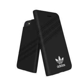 adidas Originals Gazelle Booklet Case iPhone 8 Black/White