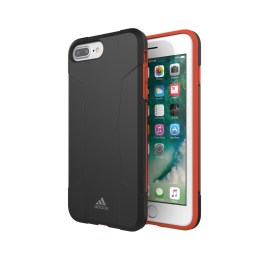 adidas Performance Solo Case iPhone 8 Plus Black/Red