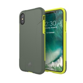 adidas Performance Solo Case iPhone X Solar Yellow