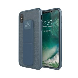 adidas Performance Grip Case iPhone X Mystery Blue