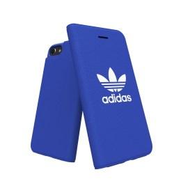 adidas Originals adicolor Booklet Case iPhone 8 Blue