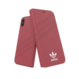 adidas Originals Booklet Case GAZELLE iPhone X Pink