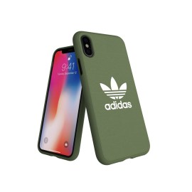 adidas Originals adicolor Moulded Case iPhone X Trace Green