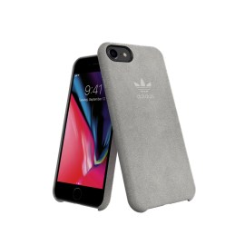 adidas Originals Slim Case ULTRASUEDE Case iPhone 8 Grey